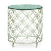 This item: Classic Silver Bubbles End Table
