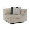 This item: Modern Fusion Beige Corner Sofa