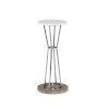 This item: Modern Fusion Gray Fusion Drink End Table