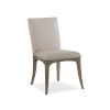 This item: Modern Fusion Beige Dining Chair