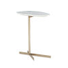 This item: Modern Edge Gold End Table