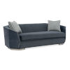 This item: Modern Expressions London Fog Sofa