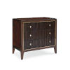 This item: Classic Brown Reed At Night Nightstand