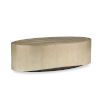 This item: Classic Gold Come Oval Here Coffee Table