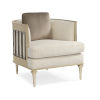 This item: Classic Beige Quit Your Metal-Ing Chair