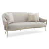 This item: Classic Beige Pretty Little Thing Sofa