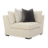 This item: Classic Beige Back On Track Corner Sectional Sofa