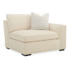This item: Classic Beige Back On Track RAF Chair Sectional Sofa