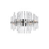 This item: Miroir Polished Nickel Four-Light Bath Vanity