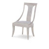 This item: Cinema by Rachael Ray Shadow Grey Side Chair, Set of Two