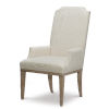 This item: Monteverdi by Rachael Ray Sun Bleached Cypress Arm Chair, Set of Two
