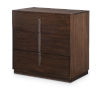 This item: Paldao Sable Three-Drawer Nightstand