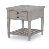 This item: Belhaven Weathered Plank End Table