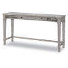 This item: Belhaven Weathered Plank Sofa Table
