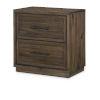 This item: Lumberton Rugged Brown Nightstand