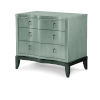 This item: Symphony Platinum Nightstand