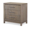 This item: Highline by Rachael Ray Greige Nightstand