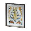 This item: Multicolor Bohemian Ikat IV Wall Art