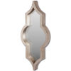 This item: Tamanar Brown Wood Frame Wall Mirror
