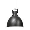This item: Minerva Metallic Gray One-Light Pendant