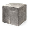 This item: Minara I Gray Ottoman