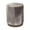 This item: Zahavi I Gray Ottoman