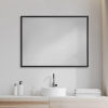 This item: Black 30 X 40 In. Wall Mirror