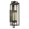 This item: Beatty Forged Iron Four-Light Outdoor Wall Sconce