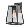 This item: Fulton Black One-Light Wall Sconce