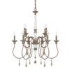 This item: Grace Antique 10-Light Chandelier