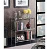 This item: Cooper Chrome Three Tier Bookcase