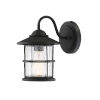 This item: Lex Matte Black One-Light Outdoor Wall Sconce