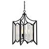 This item: Russell English Bronze Four-Light Pendant