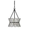 This item: Amara English Bronze Four-Light Pendant
