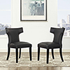 This item: Cooper Black Dining Chair, Set of Two