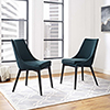 This item: Uptown Blue Dining Chair, Set of Two