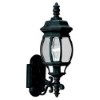 This item: Charles Black 20-Inch High One-Light Outdoor Wall Lantern
