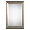 This item: Evelyn Silver Beaded Mirror