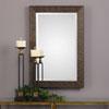 This item: Wellington Bronze Rectangular Mirror