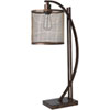 This item: Fulton Bronze Wire Table Lamp