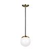 This item: Loring Satin Bronze One-Light Energy Star Mini Pendant