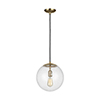 This item: Loring Satin Bronze 12-Inch LED Pendant