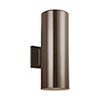This item: Castor Bronze 14-Inch LED Outdoor Wall Sconce