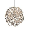 This item: Camila Chrome 34-Inch 12-Light Pendant