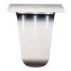 This item: Madison Stainless Steel LED Outdoor Wall Sconce