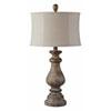 This item: Hana Weathered Wood One-Light Table Lamp