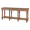 This item: Hana Washed Natural Console