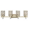 This item: Camila Gold 32-Inch Four-Light Bath Vanity