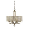 This item: Leighton Gold 28-Inch Eight-Light Chandelier