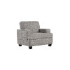This item: Linden Grey Accent Chair